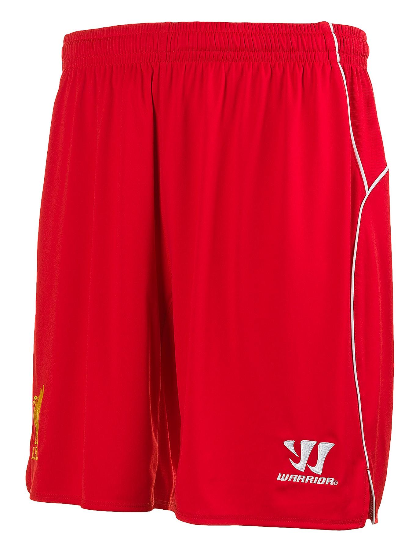 Liverpool FC Home Mens Shorts, Red