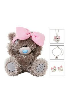 me-to-you-tatty-teddy-silver-plated-earrings-necklace-bracelet-and-170-mm-plush-tatty-teddy-in-a-gift-box