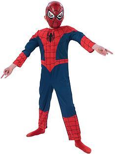 marvel-boys-ultimate-spiderman-deluxe-child-costume