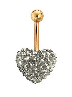 love-gold-9-carat-gold-crystal-heart-bodybar