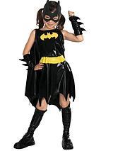 Girls Deluxe Batgirl - Child Costume