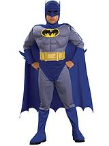 Boys Brave and the Bold Batman Deluxe Costume