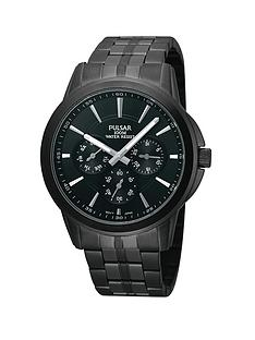pulsar-black-multi-dial-bracelet-mens-watch