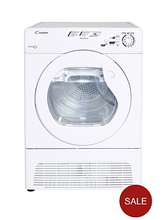 candy-gcc5813nb-8kg-load-condensor-dryer