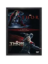 Thor/Thor: The Dark World DVD