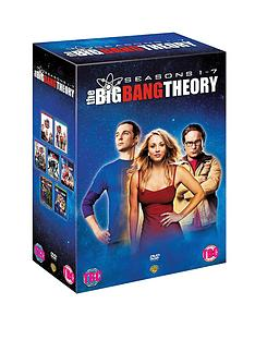 the-big-bang-theory-complete-series-1-7-dvd