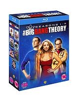 The Big Bang Theory - Series 1-7 Blu-ray
