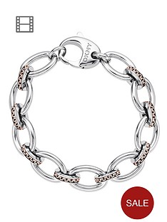 dkny-ladies-stainless-steel-rose-gold-tone-chain-inlay-two-tone-bracelet