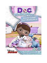 Doc McStuffins - Vol. 3: A Little Cuddle Goes A Long Way DVD