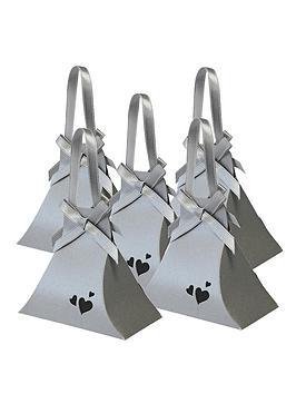 handbag-heart-favour-boxes-10-pack