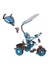 4-in-1 Sports Edition Trike - Blue