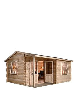 mercia-4-x-3m-home-office-executive-log-cabin