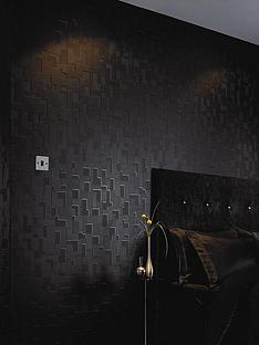 superfresco-easy-checker-wallpaper-black