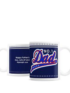 personalised-no1-dad-mug