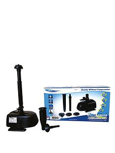 lotus-otter-legend-800-pond-pump-with-3-year-guarantee