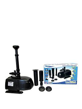 lotus-otter-legend-3300-pond-pump-with-3-year-guarantee