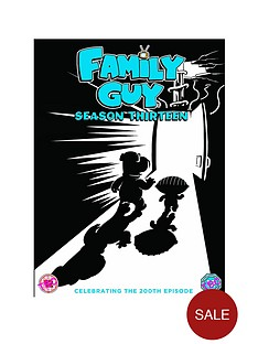 family-guy-season-thirteen-dvd