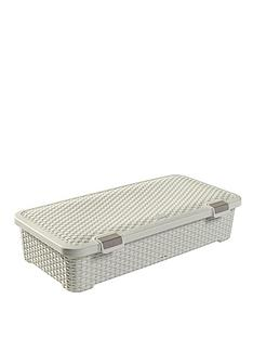 curver-style-underbed-rollerbox-twin-pack
