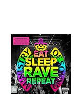 Eat, Sleep, Rave, Repeat CD