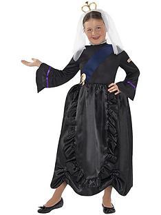 horrible-histories-queen-victoria-child-costume