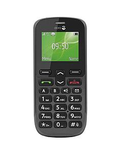 doro-phoneeasy-508-mobile-phone-black