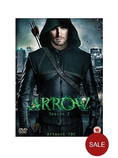 arrow-season-2-dvd