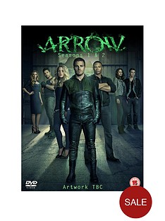 arrow-seasons-1-2-dvd