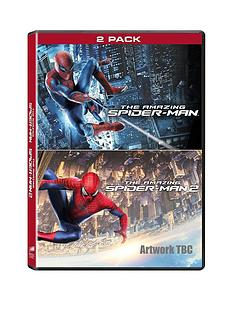 marvel-the-amazing-spider-man-1-2-dvd