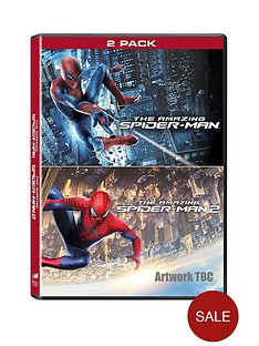 marvel-the-amazing-spider-man-1-2-dvd