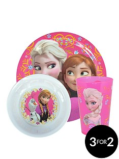 disney-frozen-dinner-set-3-piece