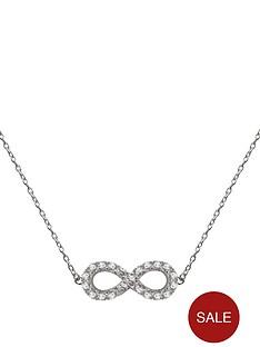 little-mistress-sterling-silver-infinity-cubic-zirconia-pendant