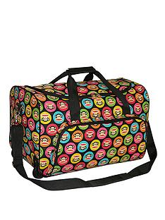 paul-frank-multicoloured-julius-monkey-spots-trolley-bag
