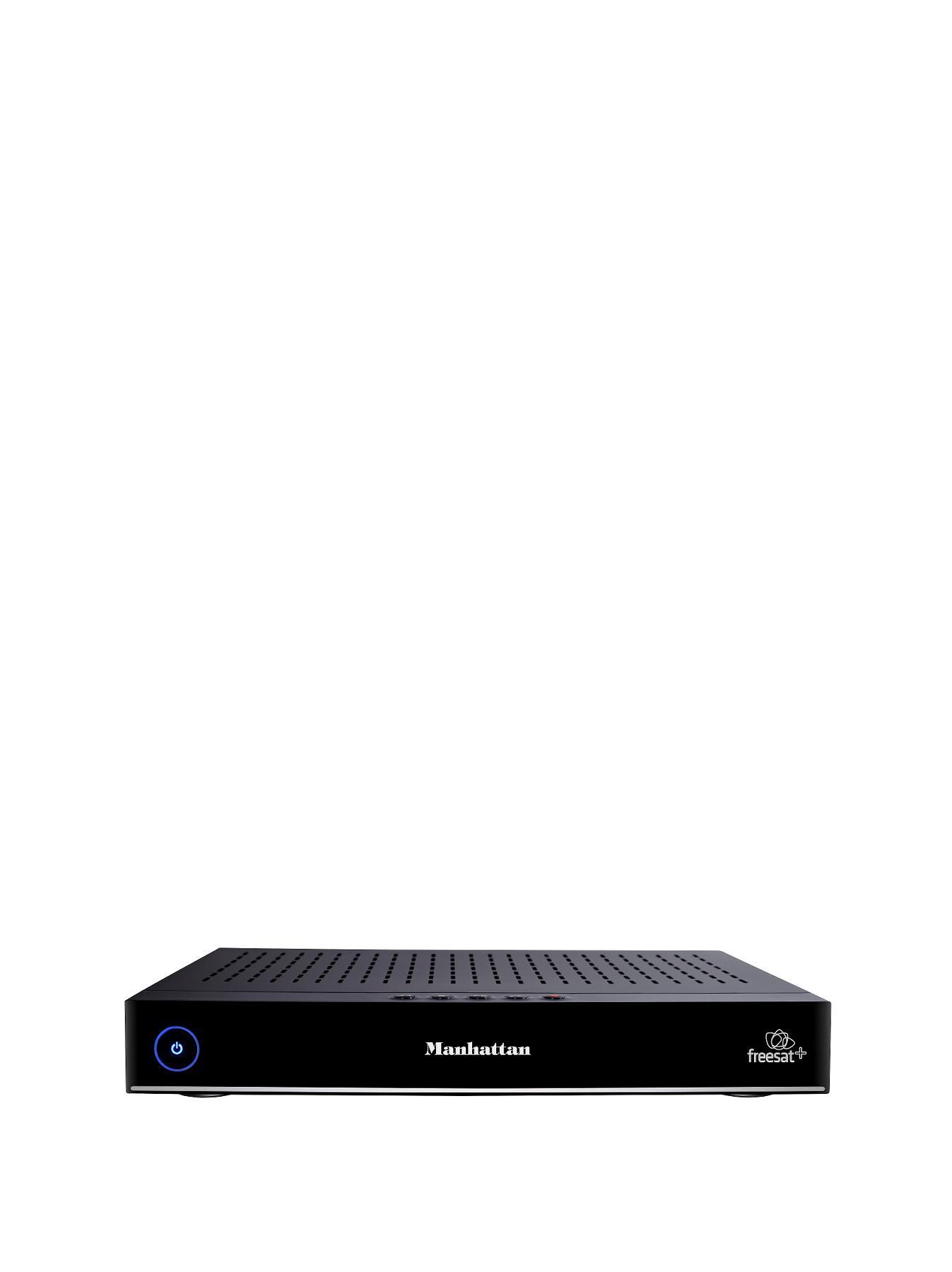 Plaza HDR-S Freesat 500Gb HD Recorder
