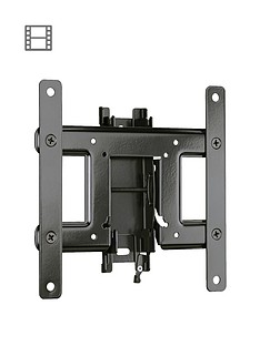 sanus-vuepoint-dual-purpose-fixed-tilting-tv-wall-mount-for-13-32-inch-flat-panel-tvs