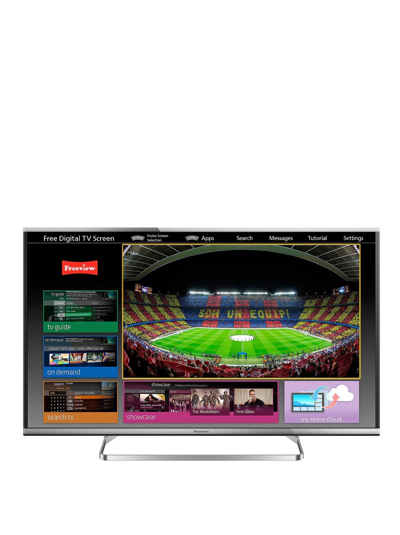 TX42AS650B 42 inch Passive 3D Smart Full HD Freeview HD LED TV
