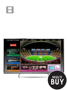 panasonic-viera-tx-47as650b-47-inch-full-hd-3d-smart-tv-freeview-hd-with-freetime-led-tv