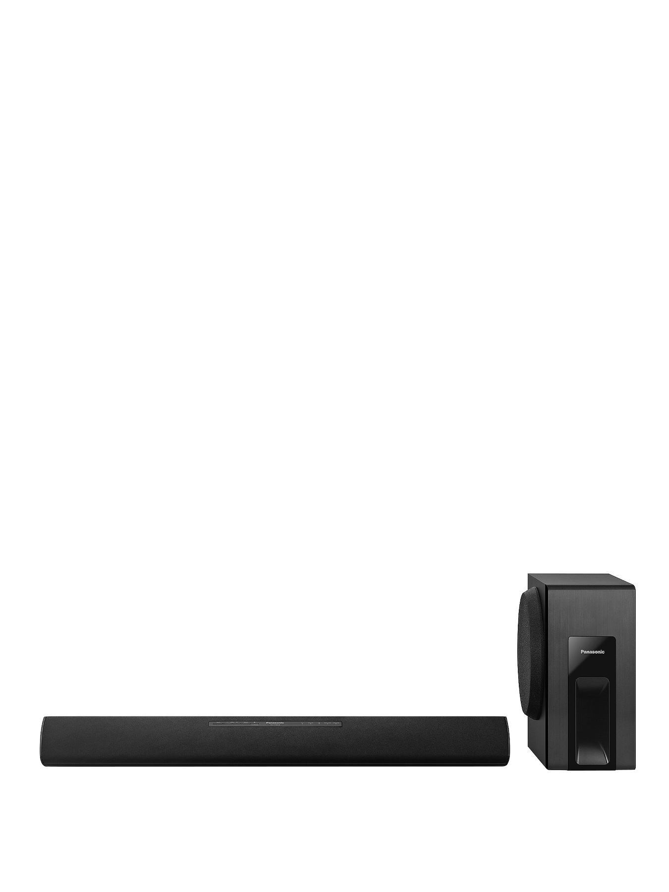 SC-HTB18 120-watt Bluetooth Soundbar with Sub Woofer at Littlewoods