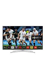 UE75H6400 75 inch Full HD Freeview HD LED Active 3D Smart TV - Black