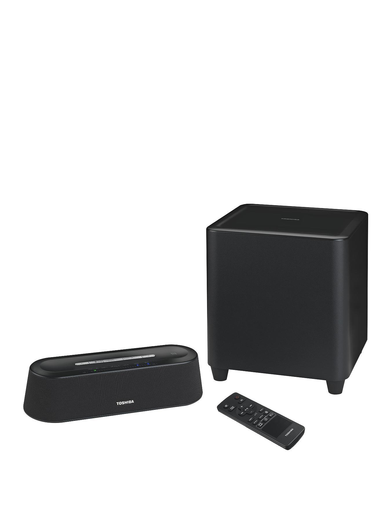 PA5075E-2SPA Mini Bluetooth Soundbar at Littlewoods