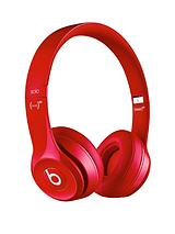 Solo2 On-Ear Headphones - Red