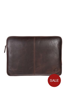 dbramante1928-universal-14-inch-laptop-and-notebook-leather-case-hunter-dark
