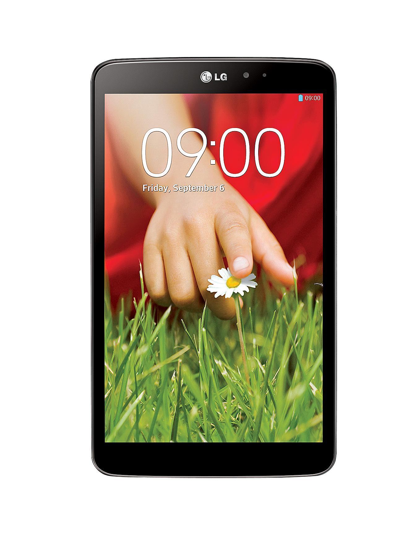 LG G Pad 8-inch Tablet