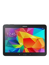 Galaxy Tab 4 Quad Core Processor, 1.5Gb RAM, 16Gb Storage, Wi-Fi, 10 inch Tablet - Black