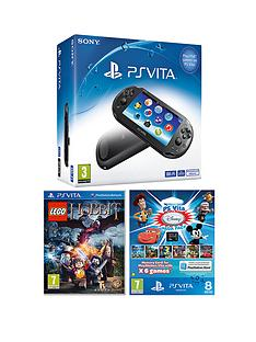 ps-vita-console-slim-with-lego-the-hobbit-and-free-8gb-disney-mega-pack