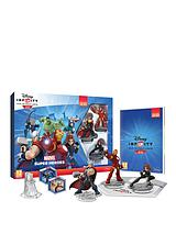 Disney Infinity 2.0 - Marvel Superheroes Starter Pack