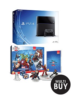 playstation-4-console-with-disney-infinity-20-marvel-superheroes-starter-pack