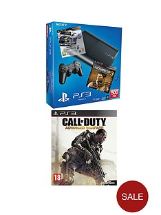 playstation-3-500gb-console-call-of-duty-advanced-warfare-and-optional-3-or-12-months-playstation-plus
