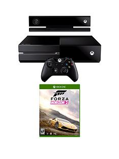 xbox-one-console-with-kinect-forza-horizon-2-and-optional-3-or-12-months-xbox-live