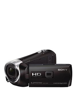 sony-pj240e-full-hd-camcorder-with-projector