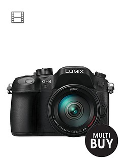 panasonic-pound100-cashbacksup1-dmc-gh4heb-k-lumix-g-compact-system-camera-with-4k-video-and-wifi